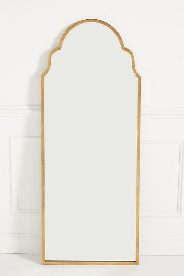 Slide View 2 Adelaide Floor Mirror, Full Length Mirror Hanging Hardware
