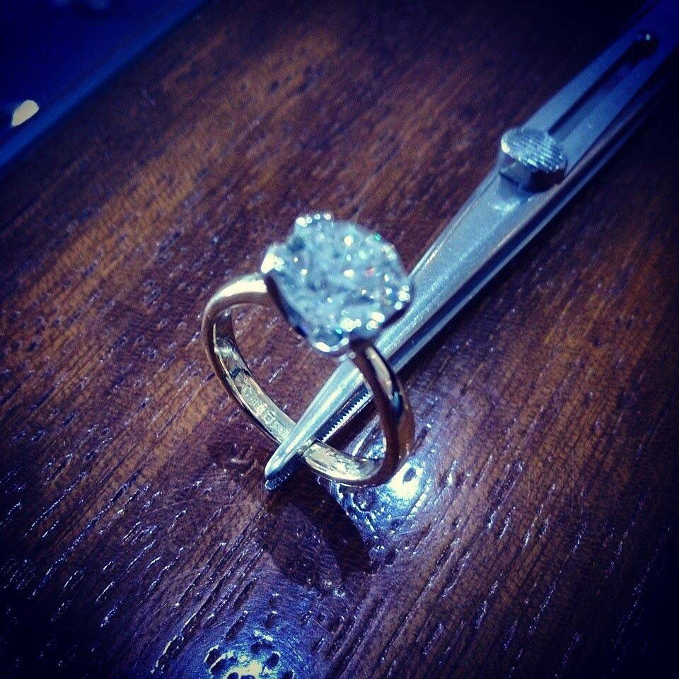 2ct solitaire