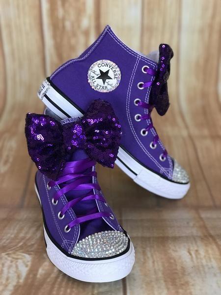 Bling Sneakers, Big Kid Shoe Size