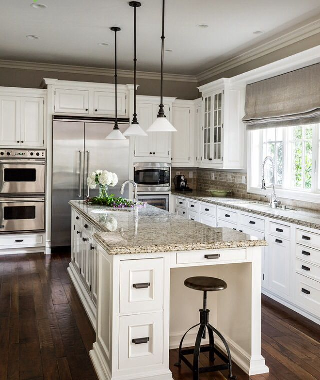 I Used To Want A Dark Granite Countertop. Pinterest Is