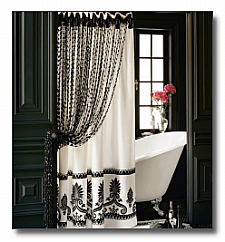 Cool Shower Curtains For Your Modern Bathroom Elegant Shower