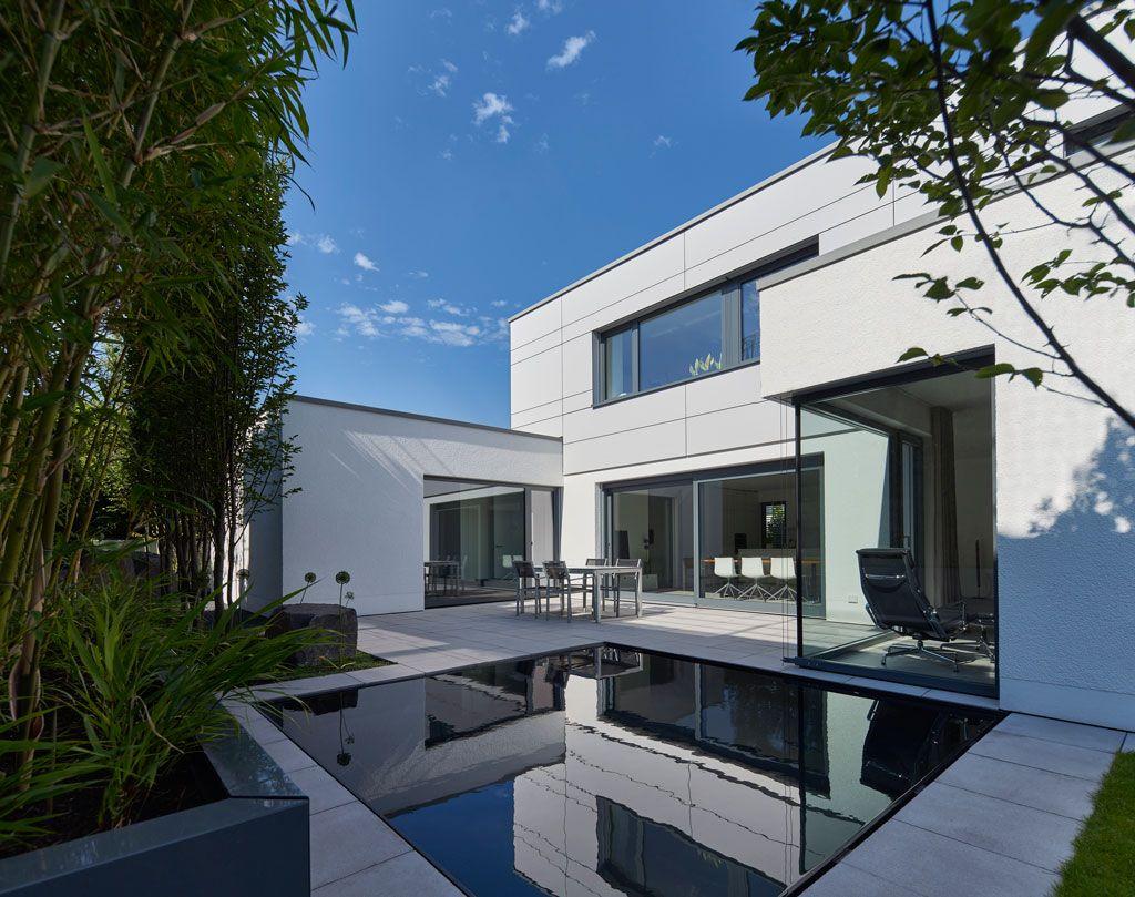 Wohnhaus S   Fachwerk4   Architekten BDA   VİLLALAR-   Pinterest ...