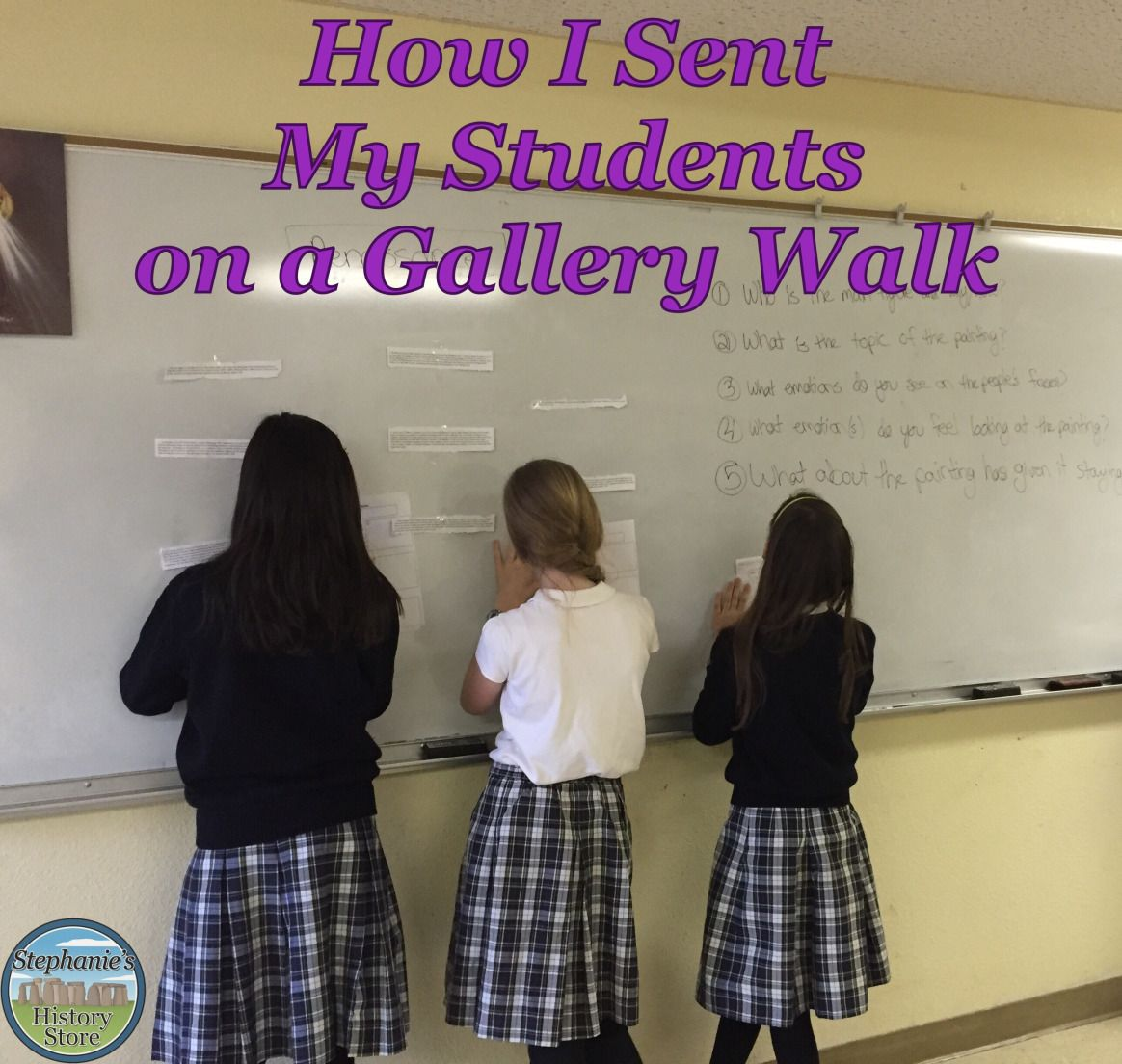 Gallery Walks Another Pinterest Success
