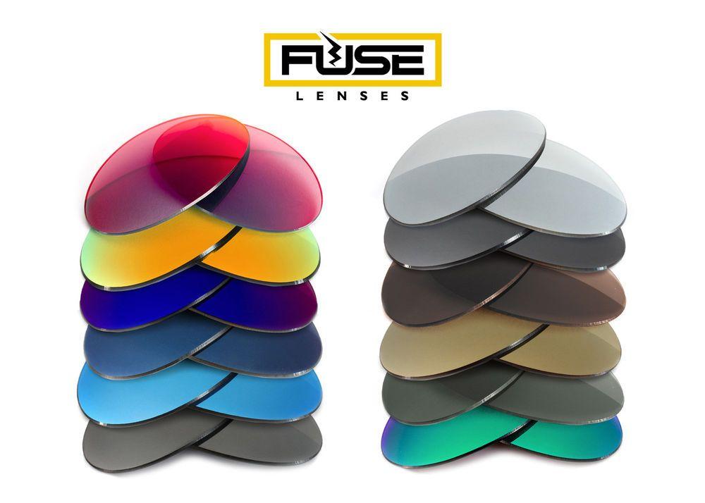 Fuse Lenses Fuse Plus Replacement Lenses for Von Zipper Clique