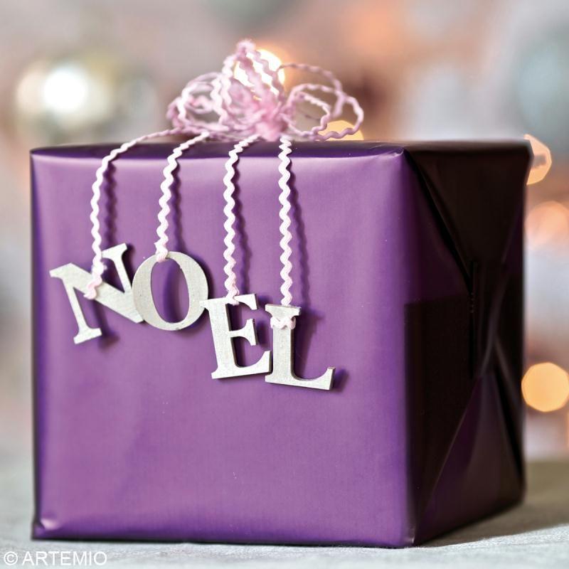 Préférence Tuto emballage cadeau de Noël - Idées conseils et tuto Noël  TQ26