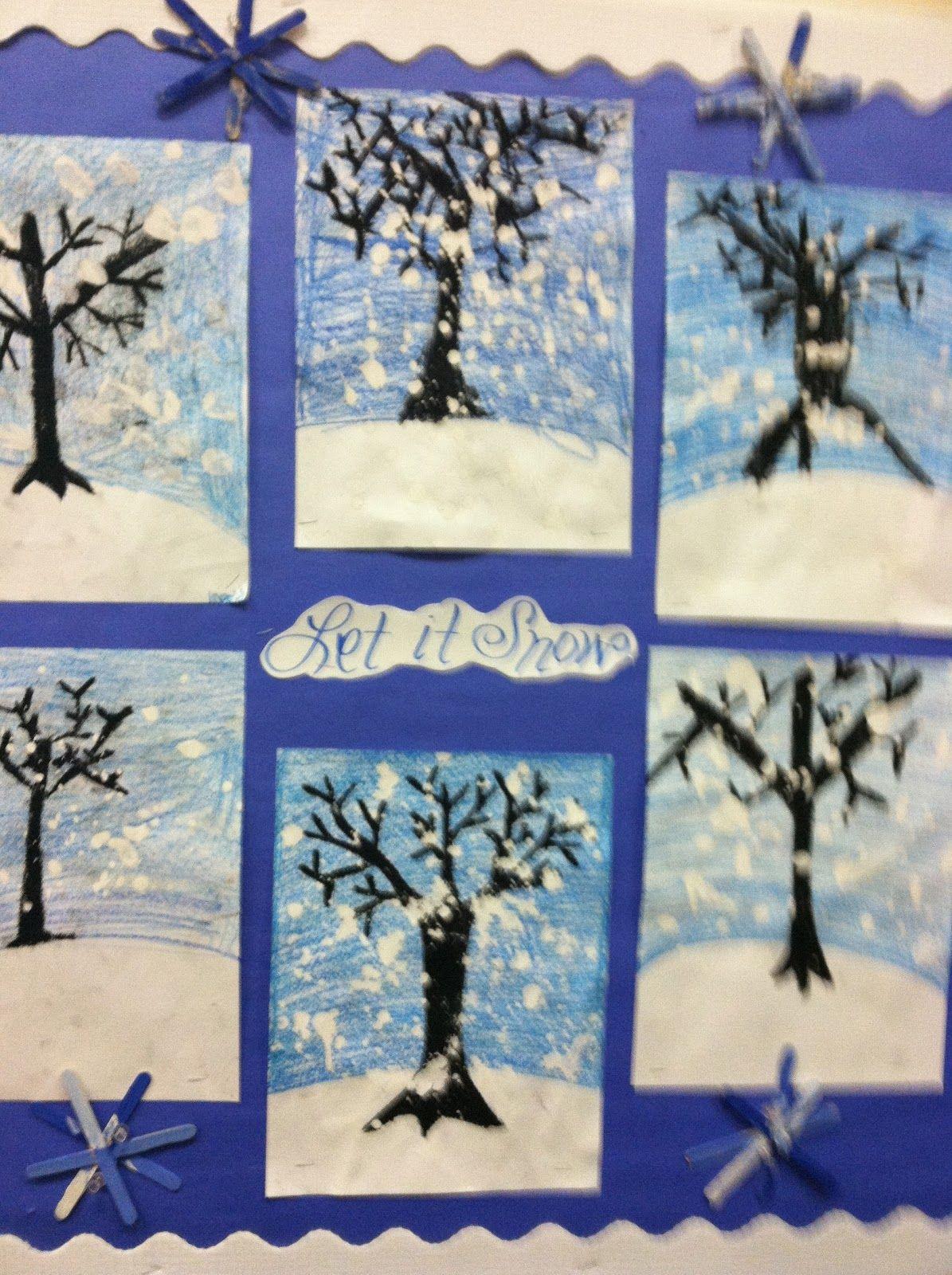 Winter Wonderland Fun Crafts And Board Ideas