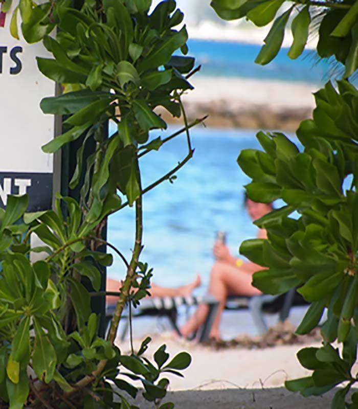 sunset beach jamaica nude
