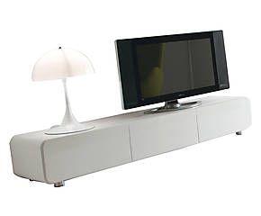 Base porta tv a 3 cassetti Classic - 180x33x46 cm | ARREDI CHIC ...