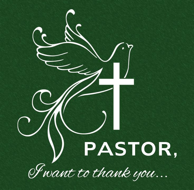 """This pastor poem says, """"Thank you,"""" for the gentle way our ..."""