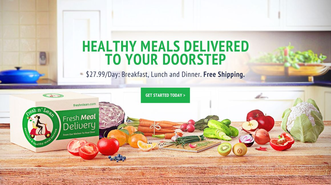 Fresh Meals Delivered >> Healthy Meal Delivery Service Organic Diet Fresh N Lean