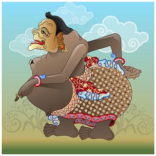 Jatmika Wayang Vector Di 2020 Seni Tradisional Ilustrasi Vektor Seni Kaligrafi