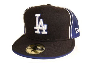New Los Angeles Dodgers 2 Tone Custom New Era Official Fitted Hat by New Era. $18.99. New Era Custom Hat. Officially Licensed Merchandise. Los Angeles Dodgers 2 Tone New Era Custom. Classic New Era Fitted Cap
