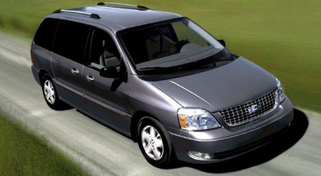 2007 Ford Freestar Owners Manual