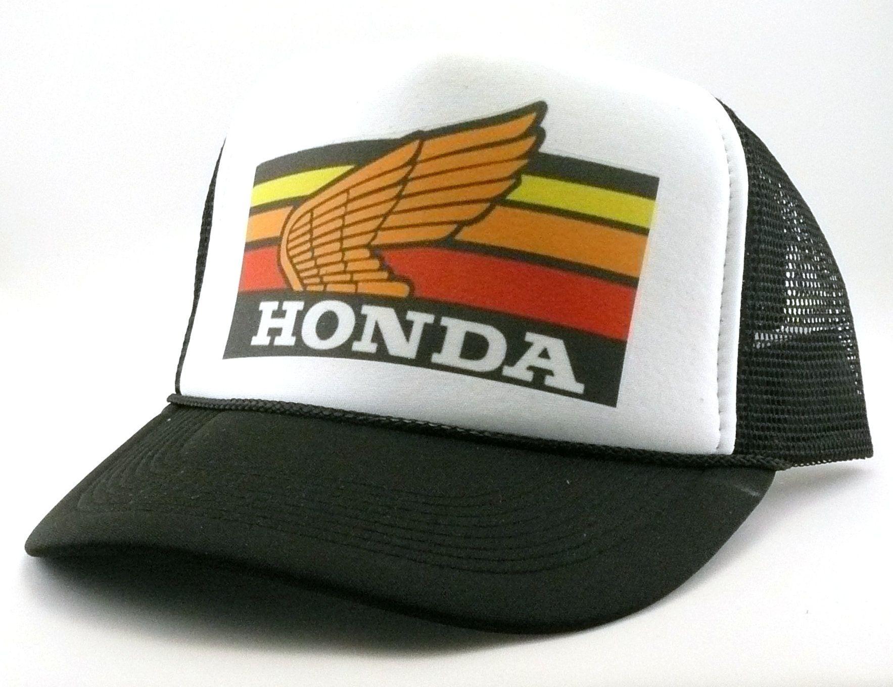 Rainier Beer Trucker Hat Vintage 80's Style Mesh Back Snapback Cap Black