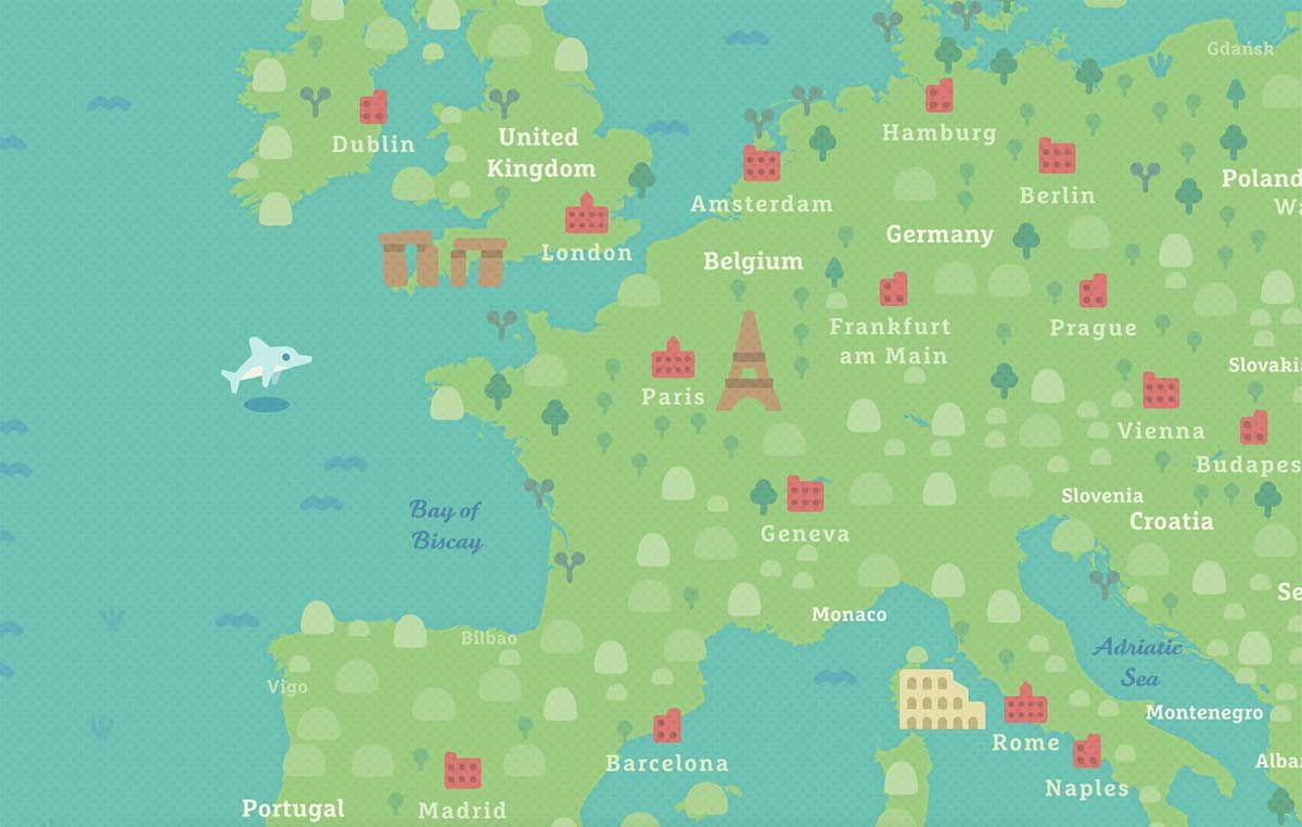 mapbox examples - Google Search | Mapping Tools | Website layout