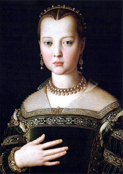 Lucrezia de Medici, Bronzino, 1560. Photo: North Carolina Museum of Art. This painting was commissioned by Lucrezia's favourite brother, Francesco before she left Florence for Ferrara. If you thought today's post was going to be all about some fluffy big romance from history then, frankly, you don't really know me at all. In fact, who …