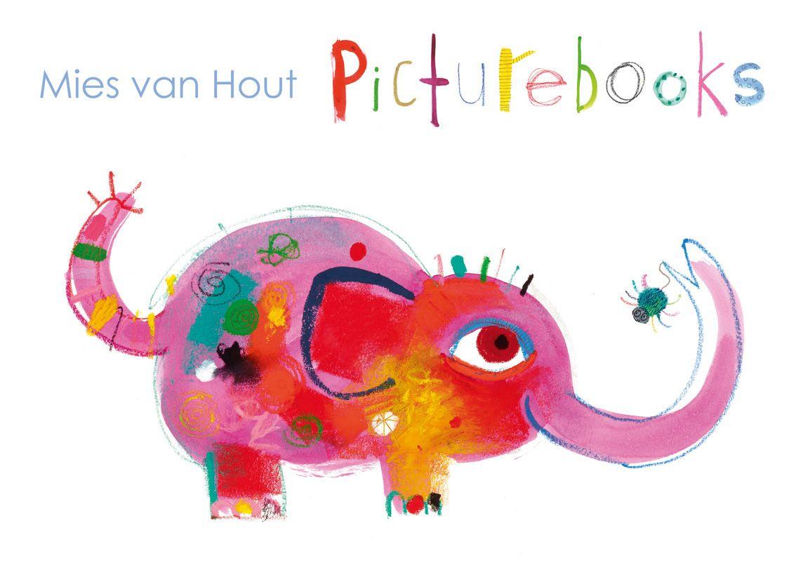 Mies van Hout - kinderboekillustraties