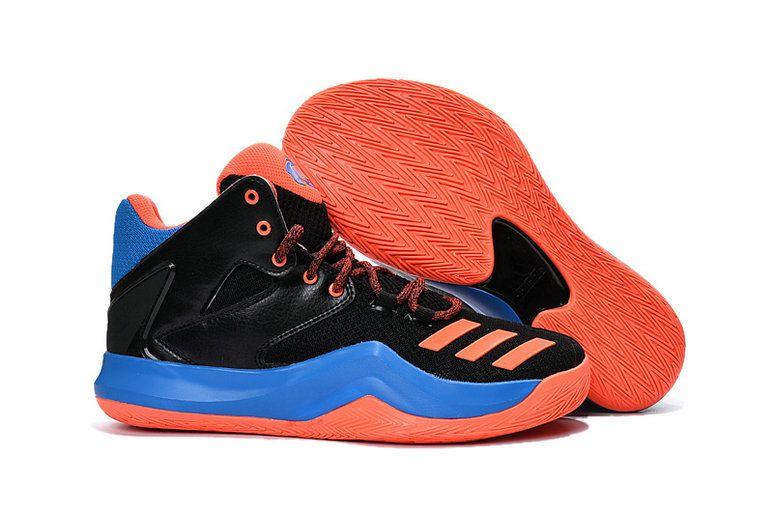 newest collection 7fbfb 4f6d8 D ROSE 773 V OKC Photo Blue Total Orange