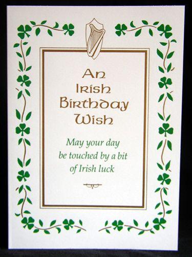 Happy Birthday Drunken Irishman Happy Birthday Irish Irish Birthday Wishes Irish Birthday