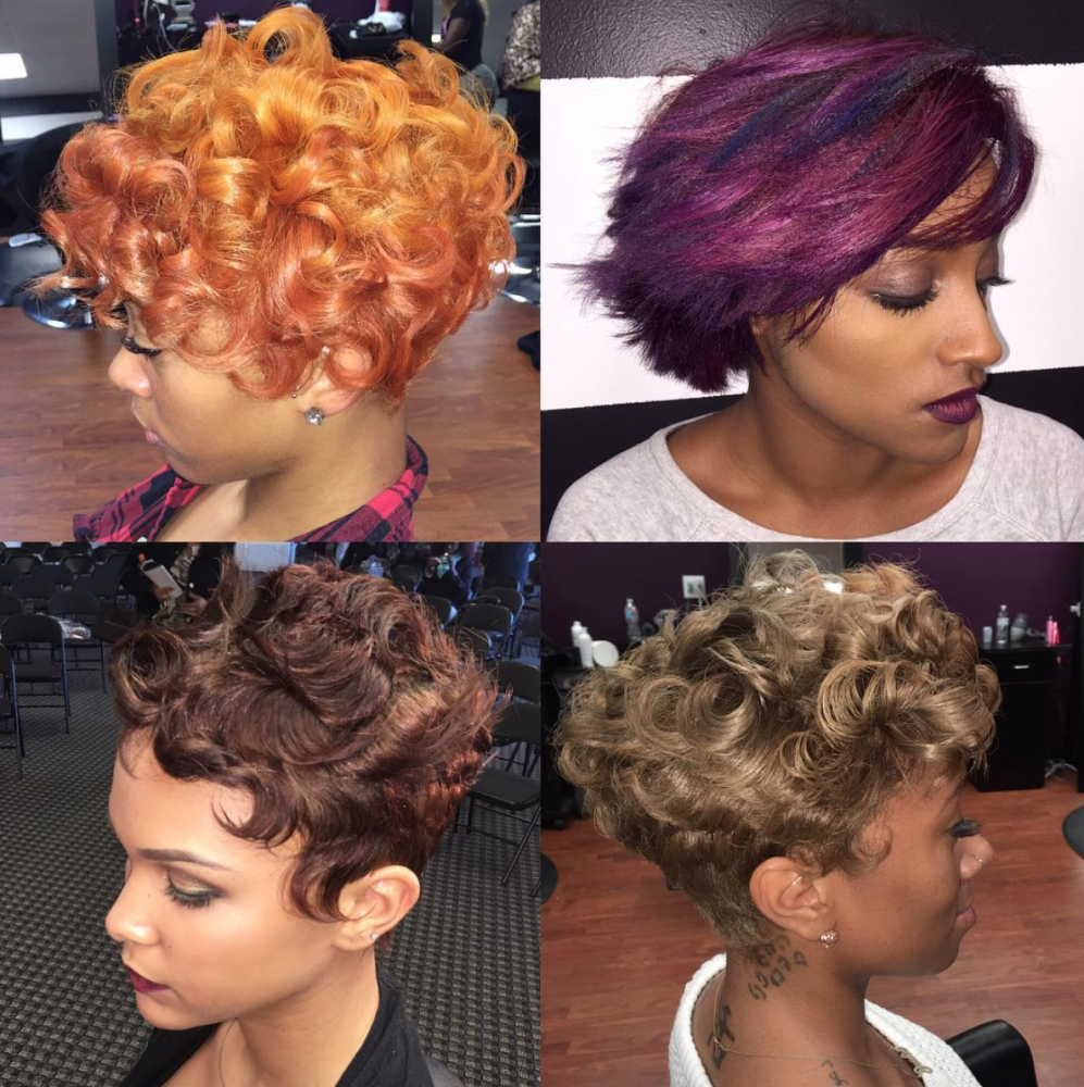 Color Which Is Your Fav Via Msklarie Httpcommunity - Hairstyle for color run