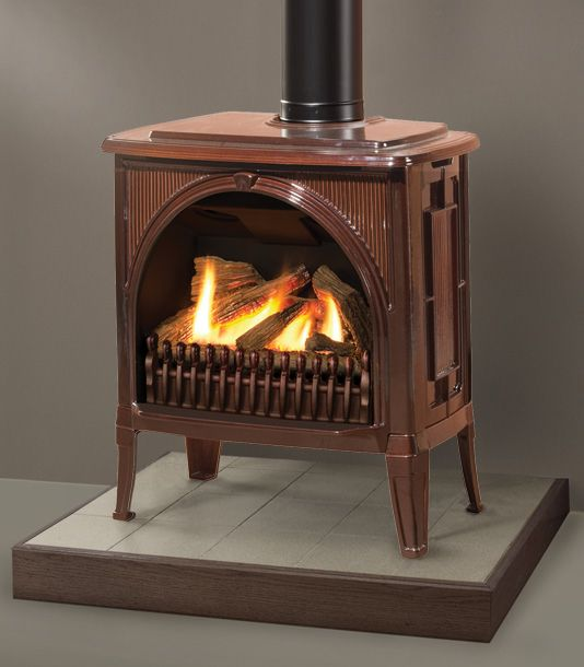 Valor Fireplace In Braun Gas Fireplace Valor Fireplaces Freestanding Fireplace