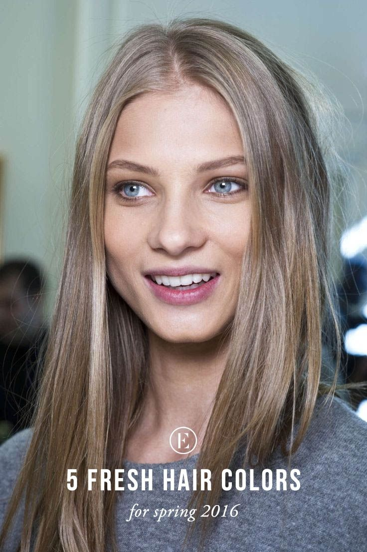 fresh hair colors for spring hair coloring spring and makeup