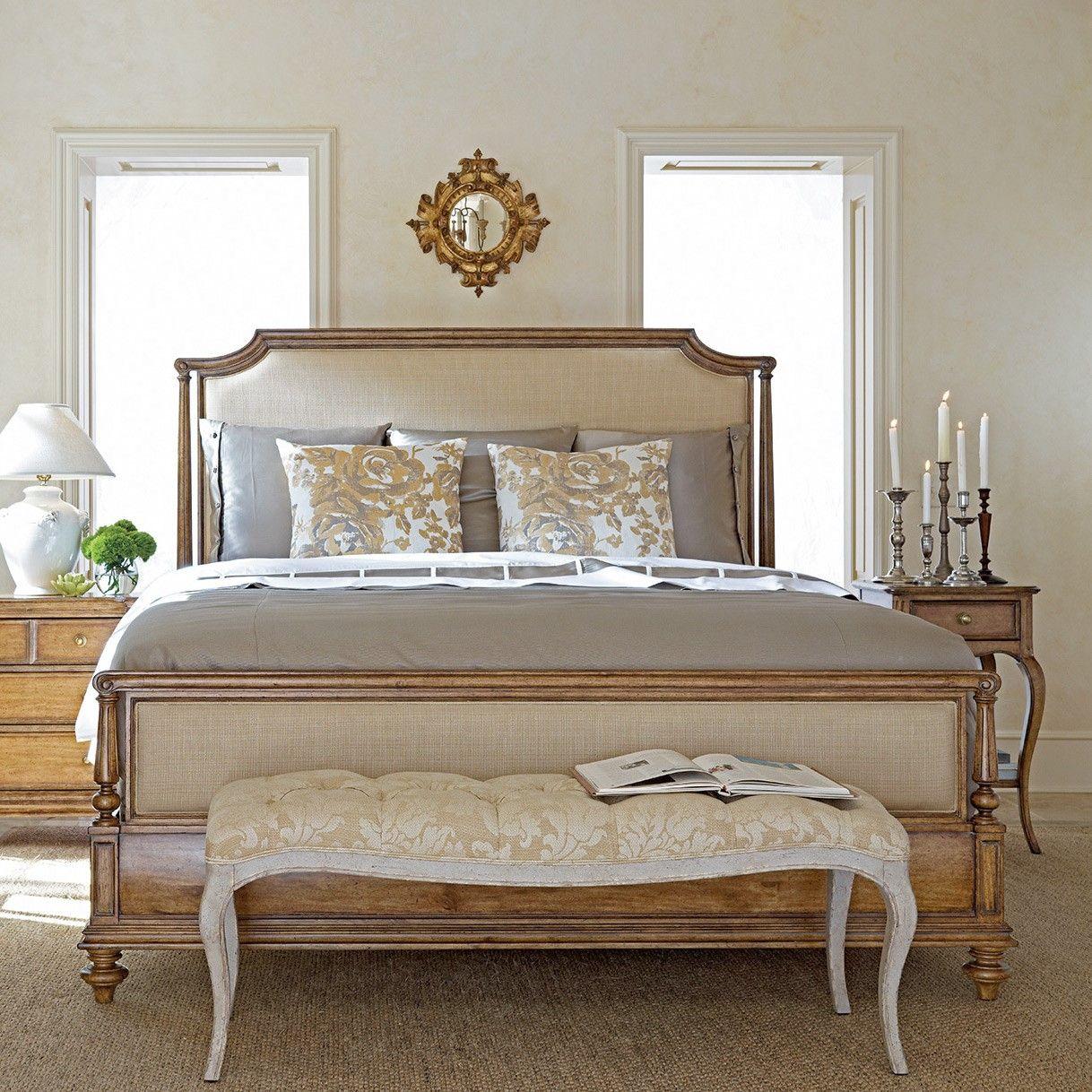 Stanley Furniture Arrondissement Palais Sunlight Anigre Bed