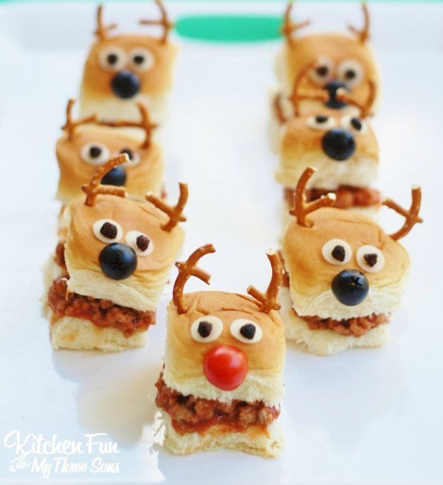Food Ideas For Christmas Party Finger Food Part - 20: 17 Christmas Party Food Ideas
