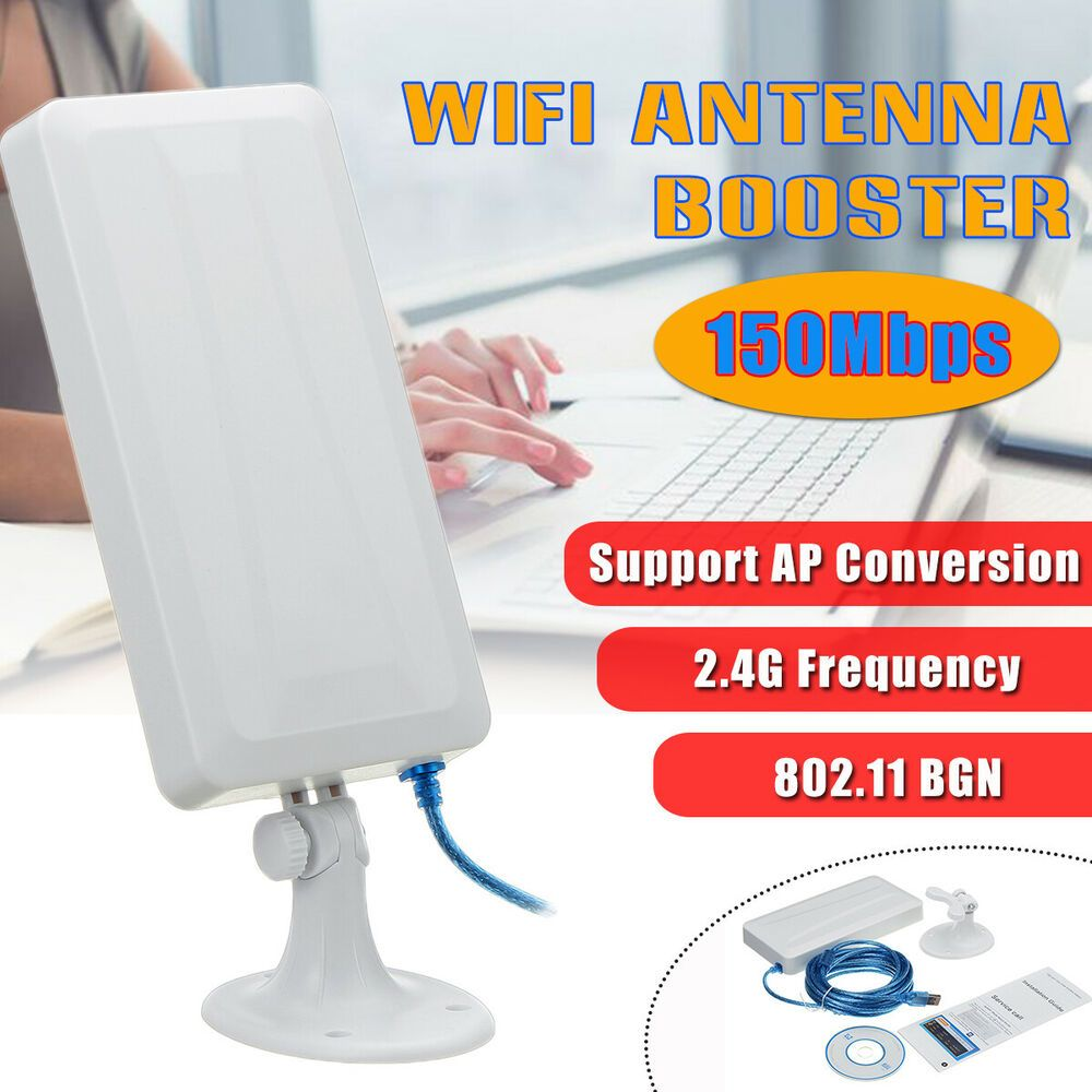 Long range wifi extender wireless outdoor router repeater