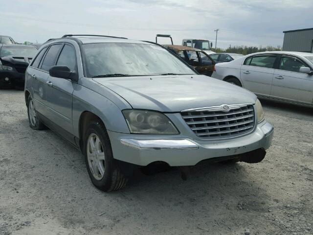 2004 Chrysler Pacifica 3 5l 6 For Sale At Copart Auto Auction