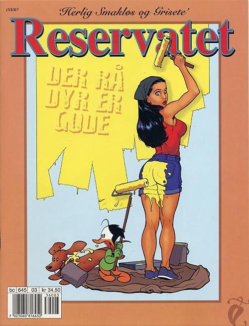 Detaljer for Reservatet Der rå dyr er gode 2003