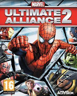 Download Marvel Ultimate Alliance 2 Psp Marvel Ultimate