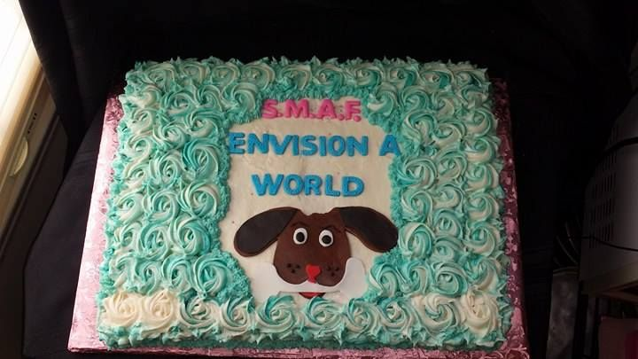 Dog rescue cake los angeles ca online bakery catering