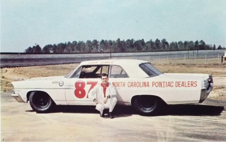 Old School Stock Cars Buck Baker 1963 Stock Car Racing Stock Car Nascar Racing