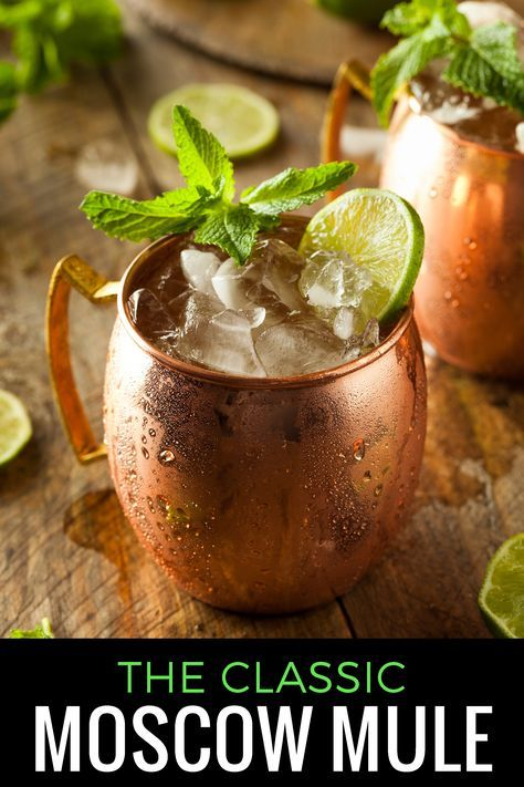 The Moscow Mule Is This Summer S Hottest Cocktail Learn The