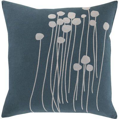 Surya Abo 40% Cotton Throw Pillow Cover Reviews Wayfair 40 X Adorable Fairon Decorative Throw Pillow