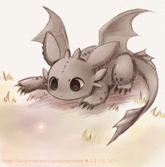 Baby Toothless Google Search Entrenando A Tu Dragon Como Entrenar A Tu Dragon Dragones