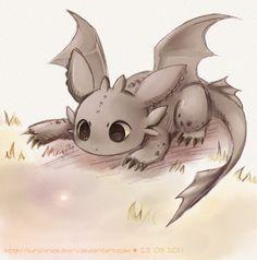 Baby Toothless Google Search Dibujos Dragones Entrenando A Tu Dragon