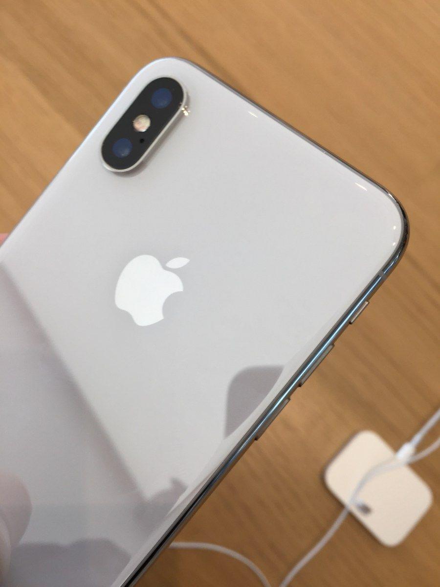 pretty nice 2389c 1beae iPhone X Silver Apple | Fancy | Apple smartphone, Iphone, Iphone 9