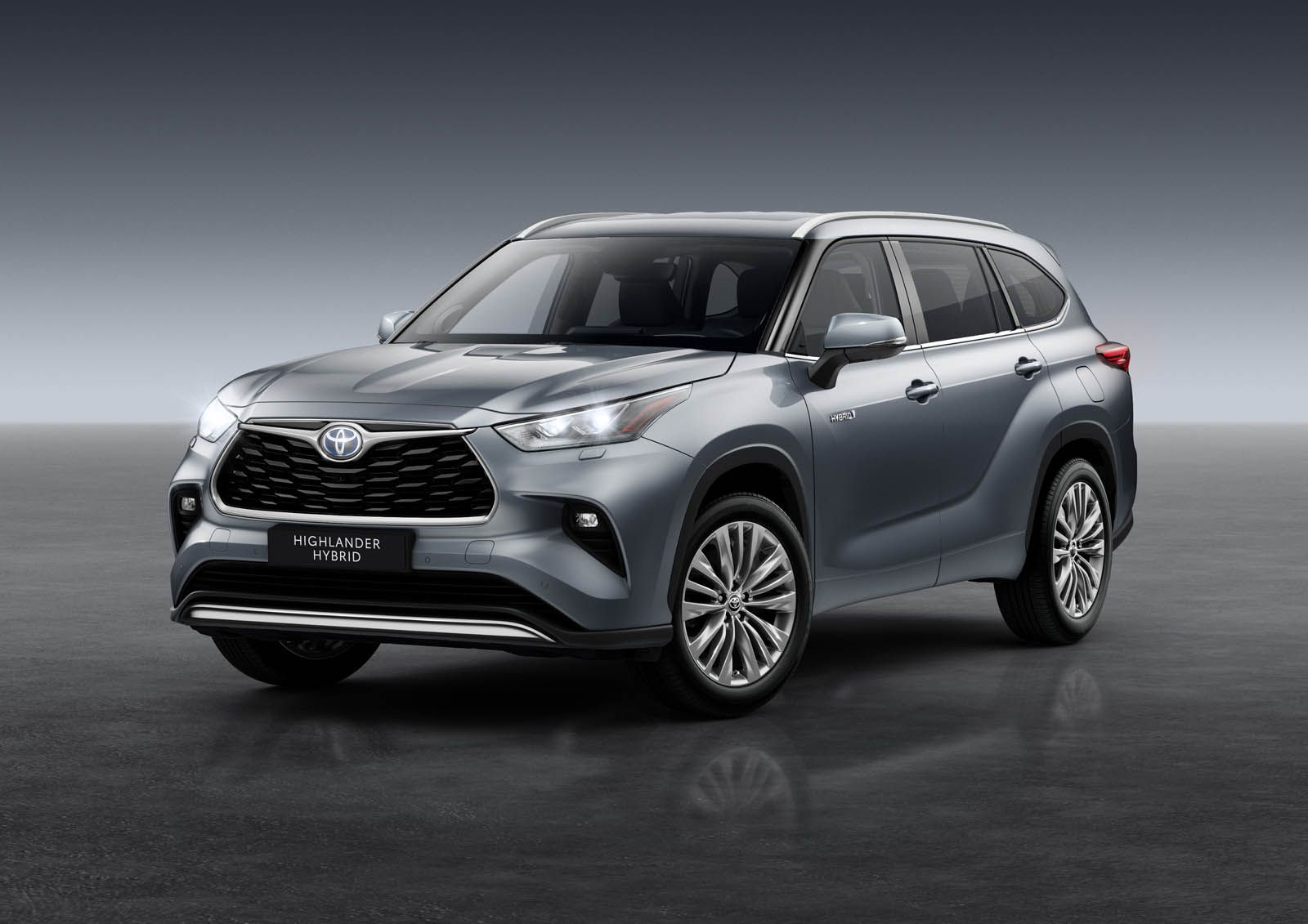 Toyota Highlander Hybrid stiže u Evropu Auto magazin en