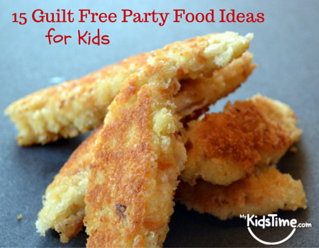 15 guilt free party food ideas food kid friendly pinterest food forumfinder Choice Image