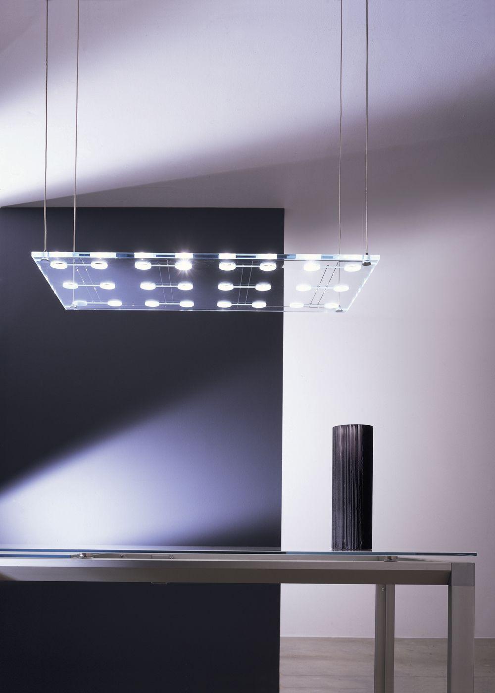 D42 Sospesa chandelier - Fabbian Illuminazione   Лампы ...