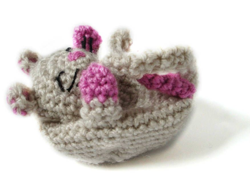 Free English Crochet Patterns Amigurumi Have Your Own Little