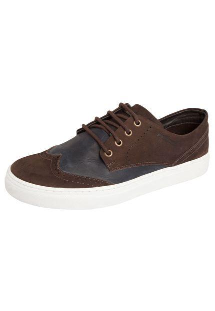 27eaf7f7f Sapato Casual Colcci Marrom - Compre Agora