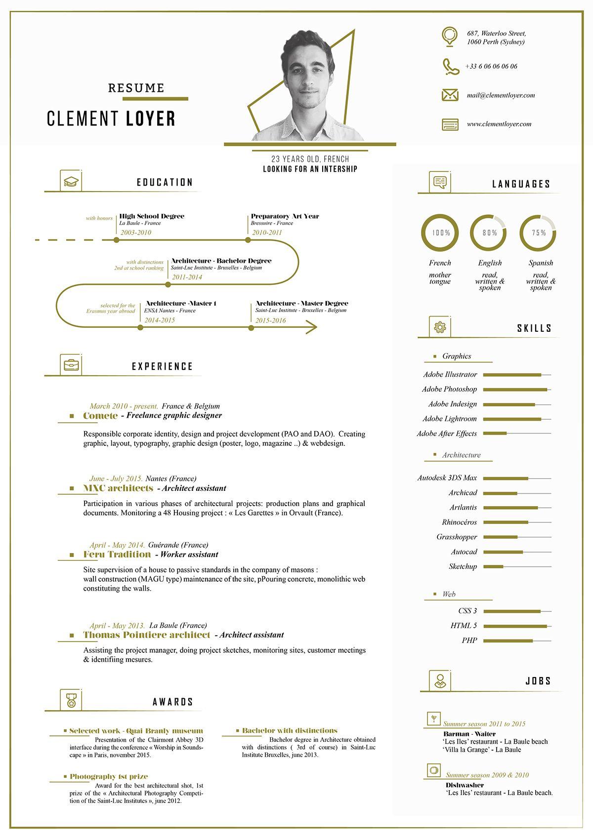 Free Fresh Resume Template Free Design Resources Resume Design Creative Personal Resume Graphic Design Resume