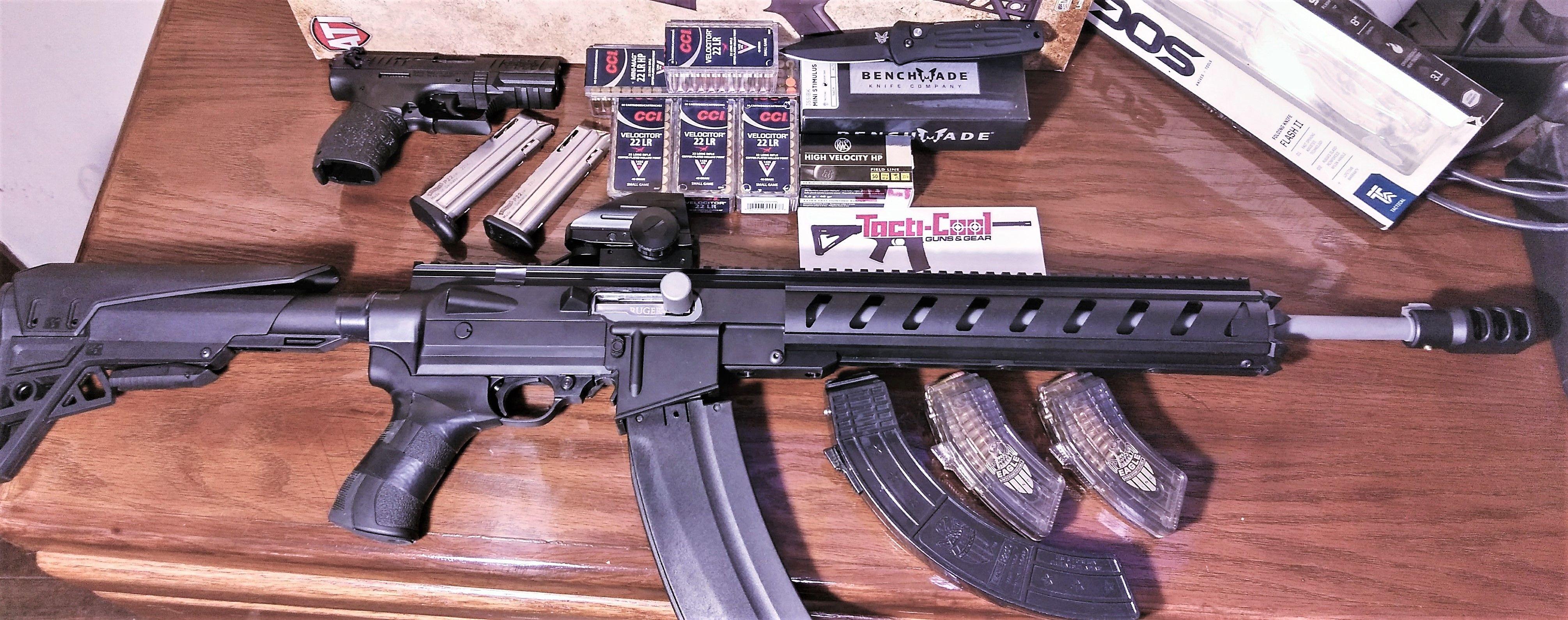 ati ar 22 build glam shot guns pinterest battle rifle