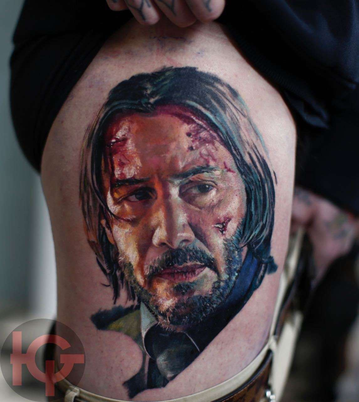 The World Famous Tattoo Artist And The Machines Builder Iwan Yug Tattoo Artists Famous Tattoo Artists Tattoos