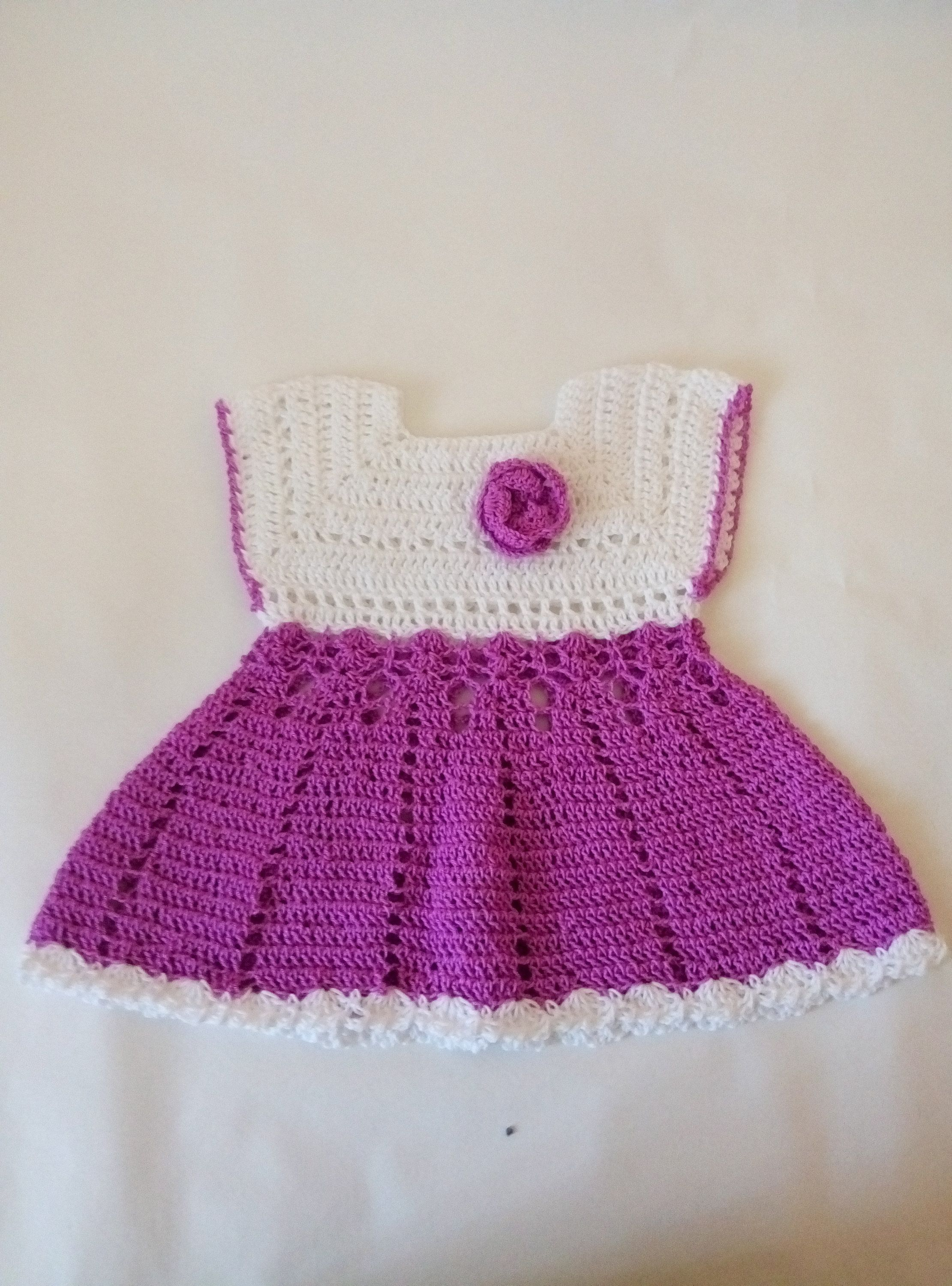 afdbbdf983d8 babygirl  baby  dress  white  fuchsia  cutegirl  outfitideas  girls ...