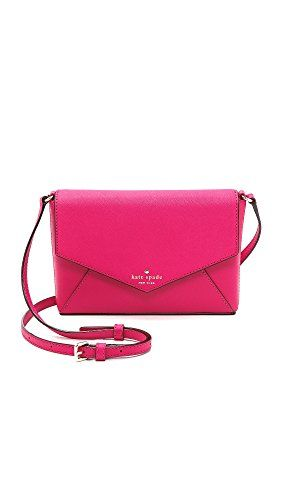 Kate Spade New York Women's Cedar Street Monday Cross Body Bag   Kate Spade New York Women's Cedar Street Monday Cross Body Bag A petite Kate Spade New York cross-body bag in saffiano leather. Gold-tone logo lettering accents the fold-over top, which opens to a lined, single-pocket interior. Adjustable shoulder strap. Dust bag included.  http://www.beststreetstyle.com/kate-spade-new-york-womens-cedar-street-monday-cross-body-bag/