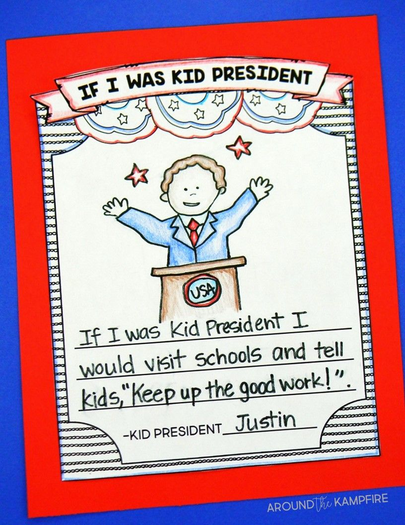 If I Was Kid President writing activity- Part of a video companion resource to teach ELA, kindness and community building with any Kid President video. For 1st, 2nd, and 3rd grade students.